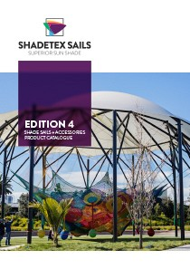 Shadetex Sails Catalogue Edition 4